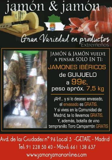 Jamón & Jamón